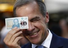 Banca d'Inghilterra: tassi fermi ma saliranno presto, prima del previsto