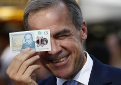 "Banca d'Inghilterra: tutto fermo, ""Carney se ne pentirà"""