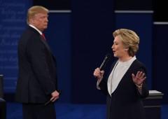 """Elezioni Usa, duello tv. Trump a Clinton: """"ti manderei in galera"""" (VIDEO)"""