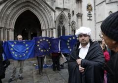 Uk, costituzionalisti: Parlamento deve esprimersi sulla Brexit