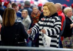 Elezioni Usa, Trump può vincere e Clinton finire in carcere