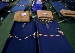Terremoto: 4mila sfollati, nuove scosse nella notte