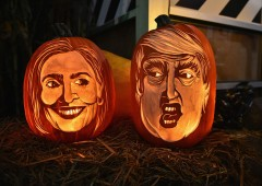Elezioni Usa, Trump a un solo punto di distacco