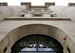 Piazza Affari, Ftse Mib KO, torna sotto livelli 2013. Colpa banche e Tobin Tax