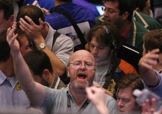 Panico a Wall Street, il 10 ottobre ordini di vendita ai massimi dal flash crash