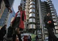 Lloyd's: governo straccia offerta a sconto. Contribuenti traditi dopo bail-out