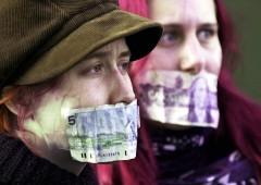 Repressione finanziaria in Canada, Bce ammette danni tassi negativi