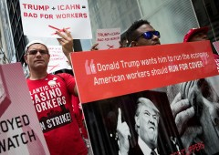 Insediamento Trump: proteste e complotto con bombe puzzolenti