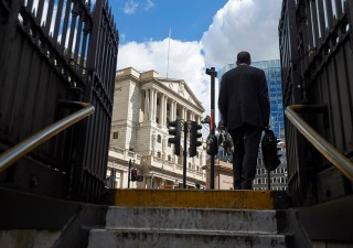 Bank of England: