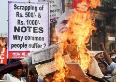Guerra ai contanti: dopo l'India toccherà a Europa e Australia