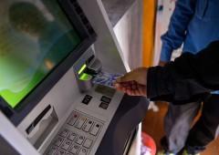 Fisco: indagato chi preleva mille euro al bancomat