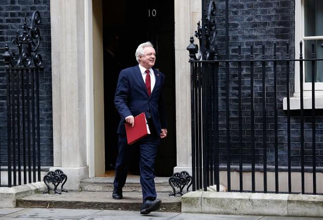 David Davis guida il ministero britannico sulla Brexit