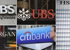 Report: più di un quarto delle banche europee è a rischio