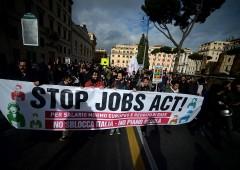 Riforma lavoro, nuovo referendum anti Renzi in vista