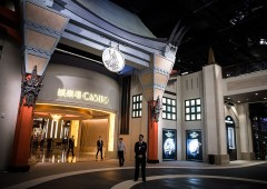 Cina: stop prelievi al bancomat dei casinò