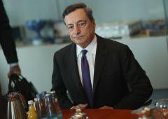 Bce lancia il QE No Limits. A Draghi la patata bollente Italia