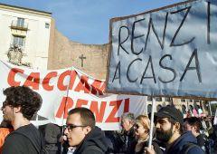 Precari e scoraggiati ingrossano l'esercito del NO a Renzi