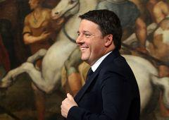 """Renzi: """"Ho mollato come promesso, ora Italia torna alla Prima Repubblica"""""""