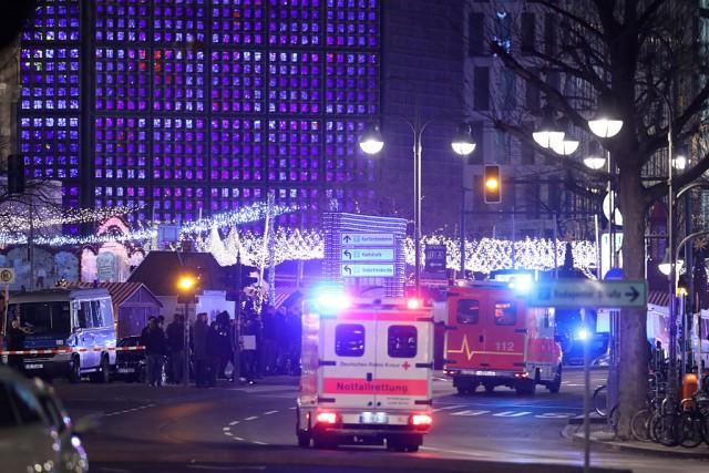 Attentato di un camion al mercatino di Natale di Berlino