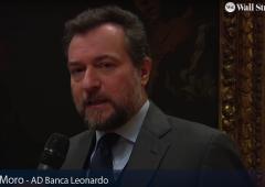 """Banca Leonardo: dopo l'App promette innovazione """"mai vista prima"""" e acquisizioni"""