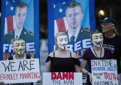 Wikileaks: Obama grazia l'ex analista dell'intelligence USA Chelsea Manning