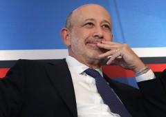 """Bitcoin: per Blankfein (ex Goldman) """"Se fossi un regolatore sarei preoccupato"""""""