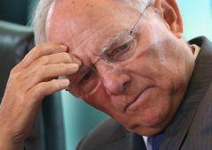 """Schaeuble alla Bce: """"Metta fine al QE"""""""