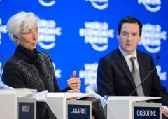 Davos al via, élite proveranno a difendere la globalizzazione