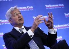 """Dimon (JP Morgan): spaventato da Brexit, in Usa """"qualcosa non torna"""""""