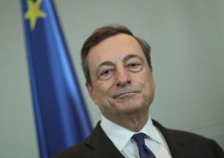 Borse sotto stress, euro ingrana la quinta dopo Draghi