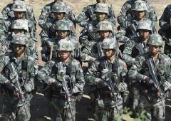 Cina, esercito si prepara a scontro armato con gli Usa