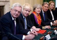Brexit: Irlanda potrebbe bloccare tutto