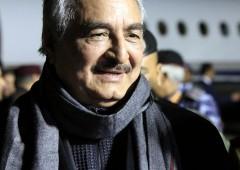 "Generale Haftar: ""in Libia l'Italia va oltre pura missione medica di pace"""