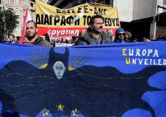 """Grecia: """"Basta tabù, Italia potrebbe lasciare euro. Facciamolo insieme"""""""