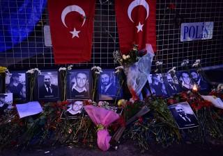Il killer della strage al Reina di Istanbul. Foto e video