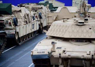 Nato, in Europa arrivano centinaia di carrarmati anti Russia
