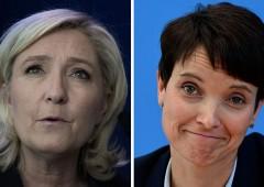 Europa, populisti di destra: vinceremo come Trump