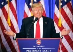 Lo strafalcione di Trump sui posti di lavoro