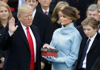 Usa: i primi sette giorni da presidente di Trump