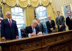 Guerra commerciale tra Europa e Usa è iniziata
