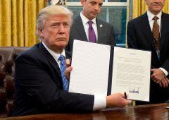 """Tassa protezionista di Trump """"creerebbe distorsioni elevate"""""""