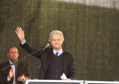 Parte campagna elettorale in Olanda, Wilders in testa