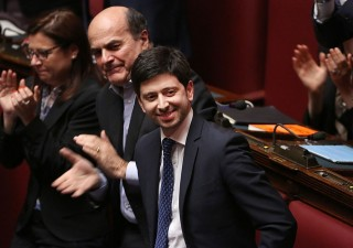 Pd: è scissione, patto Emiliano-Rossi-Speranza