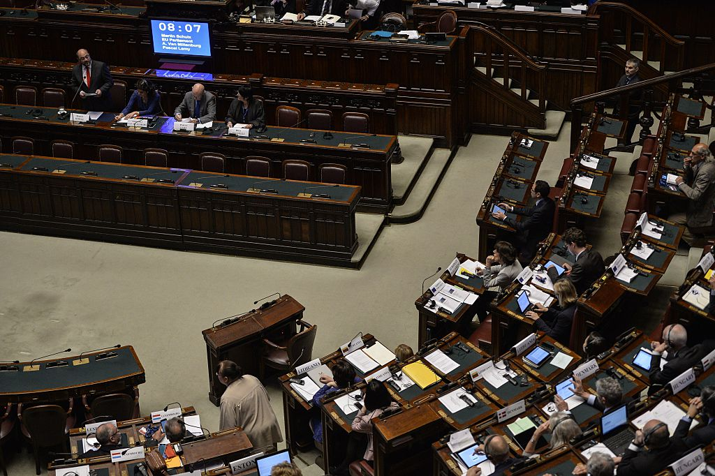 Elezioni politiche camera e senato le differenze nel voto for Camera e senato differenze