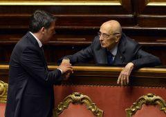 """Napolitano: """"no voto anticipato"""". Scoop intercettazioni scottanti"""