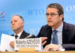 Alert WTO: deterioramento commercio sta accelerando