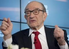 Greenspan: preparatevi a stagflazione mai vista dagli Anni 70