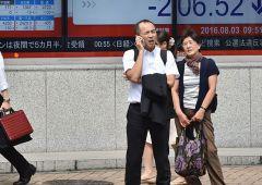 Giappone: tassi bassi mettono banche KO, pesanti tagli all'organico