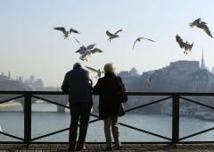 Pensionati ridotti sul lastrico in Francia e Italia