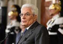 Aut aut di Mattarella: maggioranza o governo di tregua